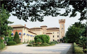 The Castle of Spessa  - Capriva del Friuli